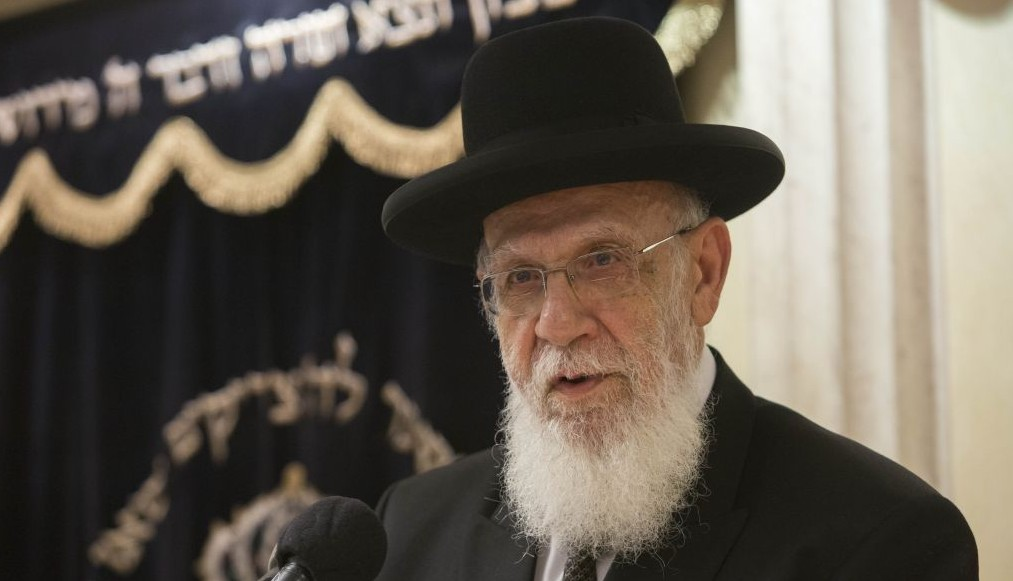 HaRav Shalom Cohen: Draft Law is a 'Bad Law'