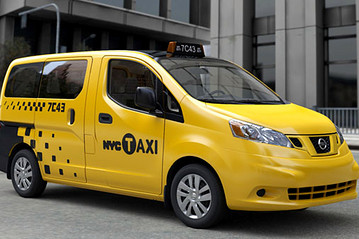 'Taxi Of Tomorrow' Arrives In NYC; Nissan NV200 Features Cellphone-Charging Outlets, Sunroot