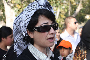 TOO LITTLE, TOO LATE: MK Zoabi Suspended from Knesset Plenum for Six Months