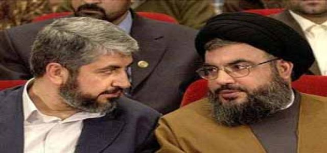 Hamas Calls on Hezbollah to Join in Fight Against Israel