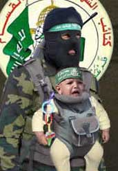 IDF Soldier: Terrorists Ran Toward Us with Babies in Hand