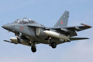 2 Ukrainian Military Fighter Jets Shot Down
