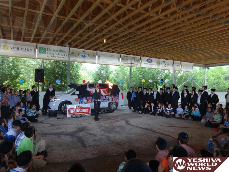 PHOTOS: A Visit To Camp Belz in Montreal (Photos By JDN)
