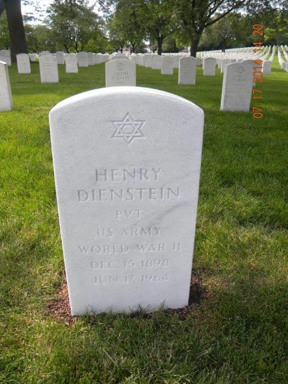 After Gillibrand's Push, VA Replaces Cross With Star Of David On WWII Veteran's Grave