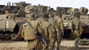 150 Gazans Surrender to IDF Soldiers