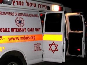 DEVELOPING: Israeli Seriously Wounded In Terror Attack In Shomron Near Rachelim Junction