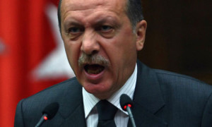Turkey's Prime Minister Erdogan Returns Jewish American Award Over Gaza Comments