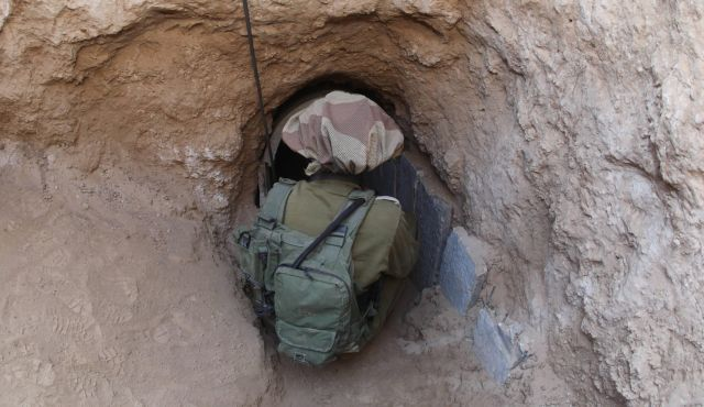 Hamas says militants missing in Gaza tunnel collapse