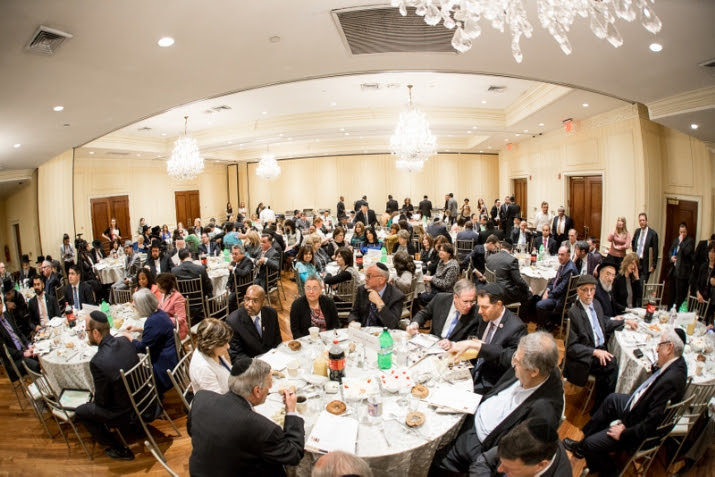 Videos & Photos: Shema Kolainu Legislative Breakfast Hears the Voices