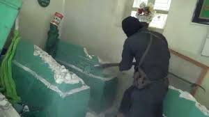 VIDEO: Kever Yonah Destroyed By ISIS Terrorists in Iraq | Yeshiva