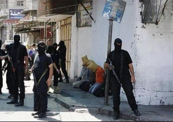 Hamas Executes 18 Men In Public Square For Collaborating With Israel
