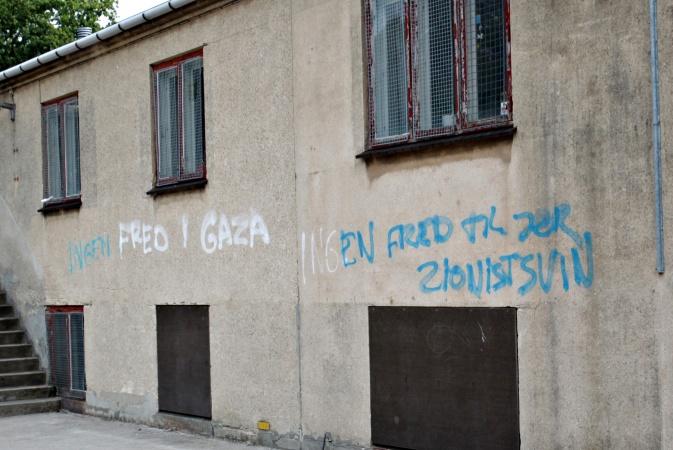 Anti Semitism Hits One of World's Oldest Jewish Schools in Copenhagen