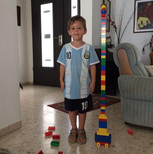 HEARTBREAKING PHOTO: 4 Year Old Daniel Tregerman HY'D Killed by Mortar Fire