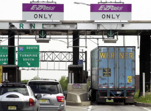 NYCLU: E-ZPass Readers Gathering Info Far Away From Toll Plazas