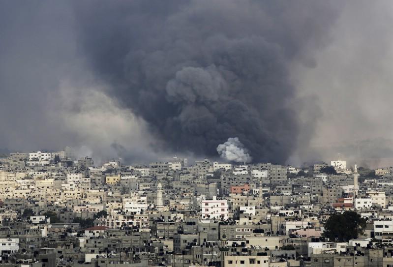 Report: Gaza Rehab Will Take 20 Years
