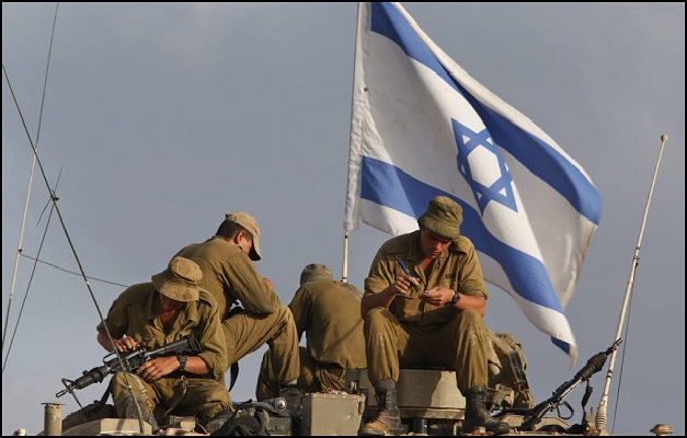 The IDF Activates 10,000 Additional Reservists