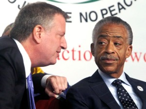 NYC Mayor, Sharpton, Faith Leaders Meeting On Arrest Death
