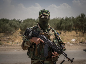 A Look At The Islamic State Terrorists In Syria