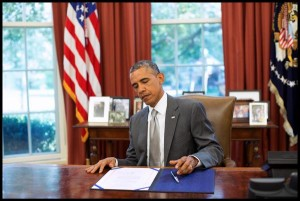 Obama Welcomes Signing of Afghan Security Pact