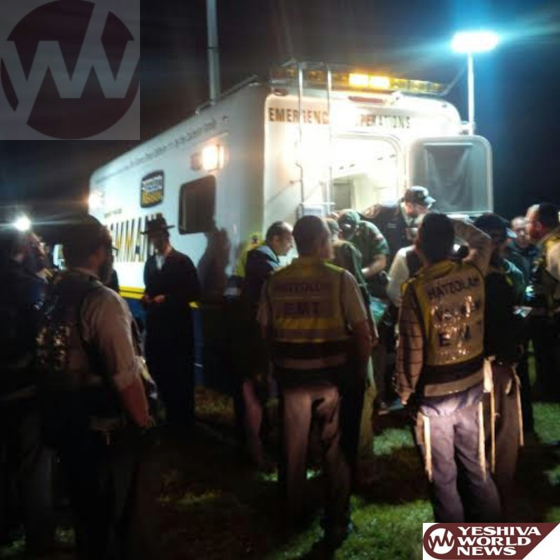 PHOTOS: Five Missing Bochrim In Ellenville At Camp Kasho Have Just Been Found [UPDATED 6:01AM]