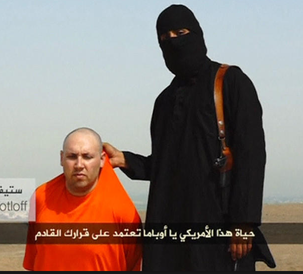 Steven Sotloff Was Second Jewish-American Journalist To Be Beheaded By Muslim Terrorists