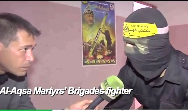 WATCH: 'Moderate' Fatah  Prepares Missiles For 'Upcoming Battles'