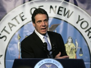 Hillary Clinton Supports Cuomo for NY Governor