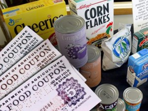 Cuts To Food Stamps Will Only Hit 4 States