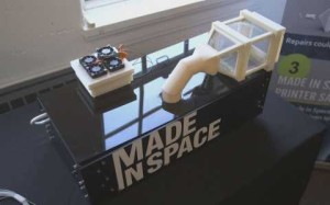 Astronauts Getting 3-D Printer At Space Station