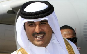 Qatar Emir: No Support for Extremists