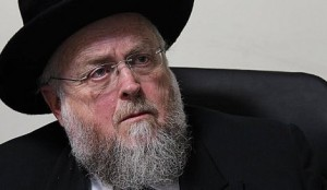 Rabbi Eliyahu Schlesinger Joins Jerusalem Rabbinate Race