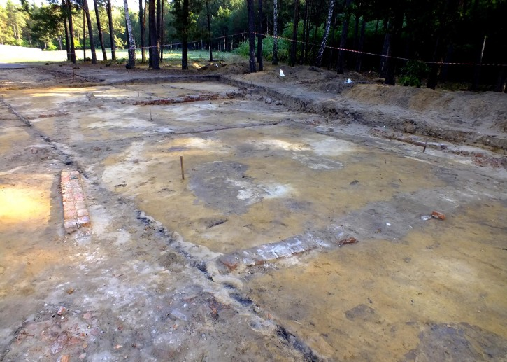 Researchers Locate Site Of Holocaust Gas Chambers In Poland