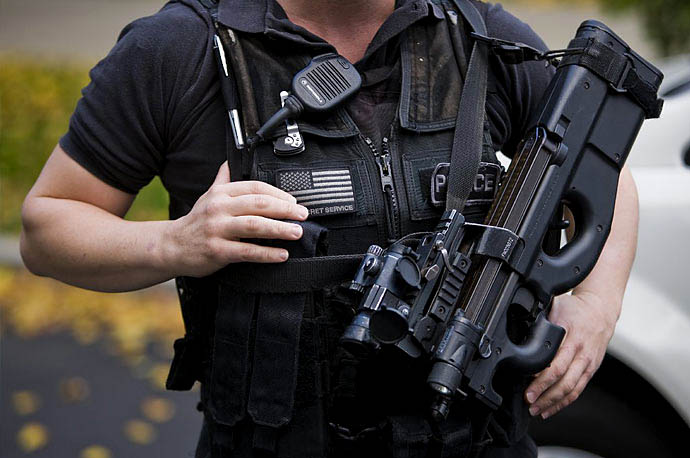 Secret Service Head Takes Onus for WH Breach