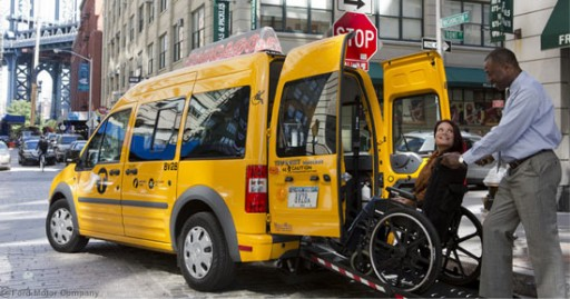 Judge OKs NYC Taxi-Access Deal For Disabled People