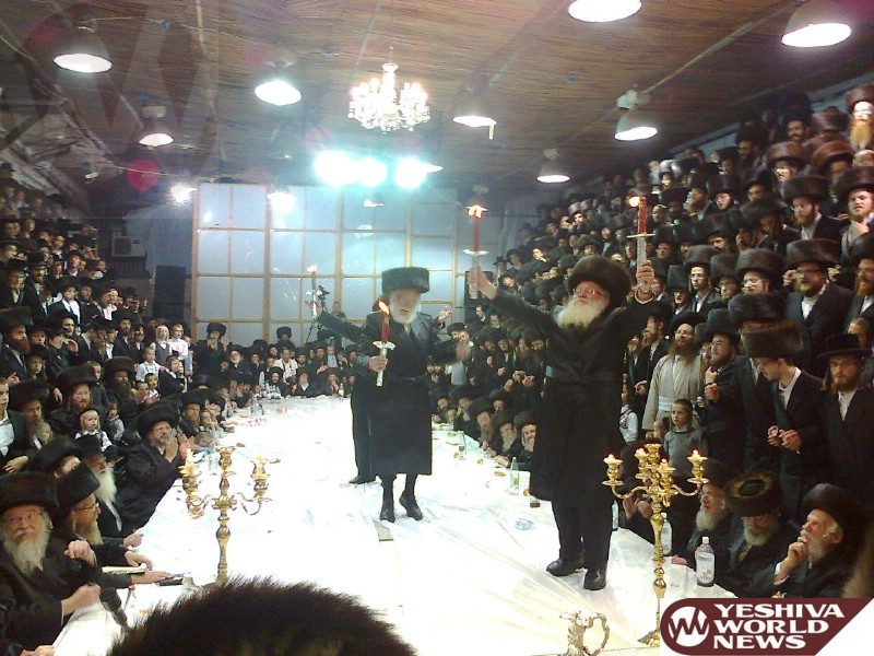 Photo Roundup [GALLERY #2]: Admorim And Rabbonim Sukkos 5775 (Photos By JDN)