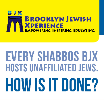 In Anticipation of The Upcoming Shabbos Project, BJX Offers 'The Shabbos Kiruv Seminar'