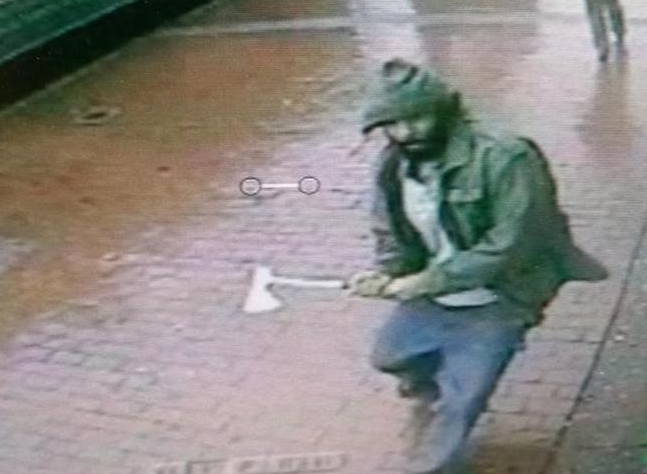NYPD: Man In NYC Hatchet Attack Converted To Islam, Hated America And Ranted Online - But Say No International Terror Link