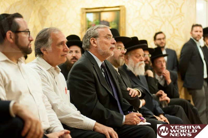Photo Essay: Various Election Events In Support Of Assemblyman Dov Hikind (Photos By JDN)
