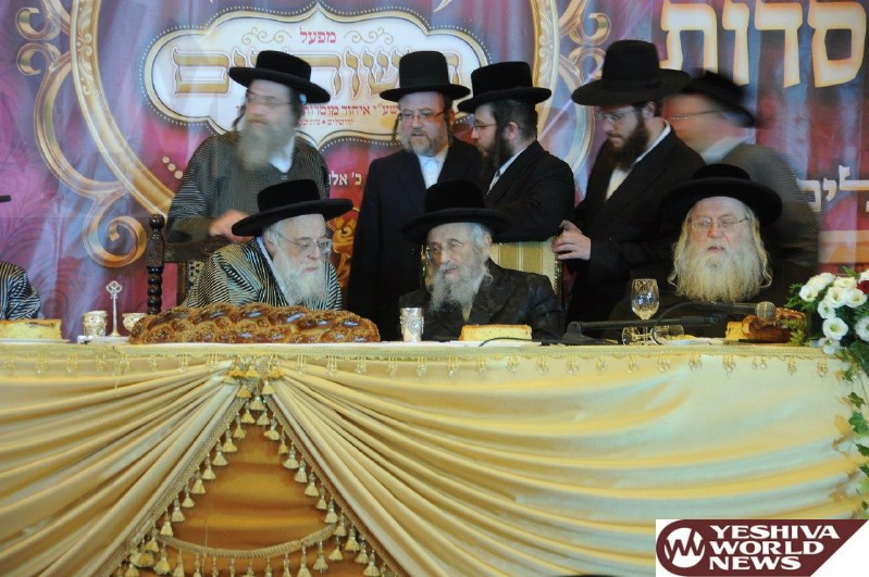Photo Essay: Dinner For Mosdos Toldos Aharon (Photos By JDN)