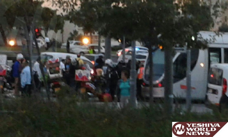 VIDEO AND PHOTOS: TERROR ATTACK IN JERUSALEM - INFANT R
