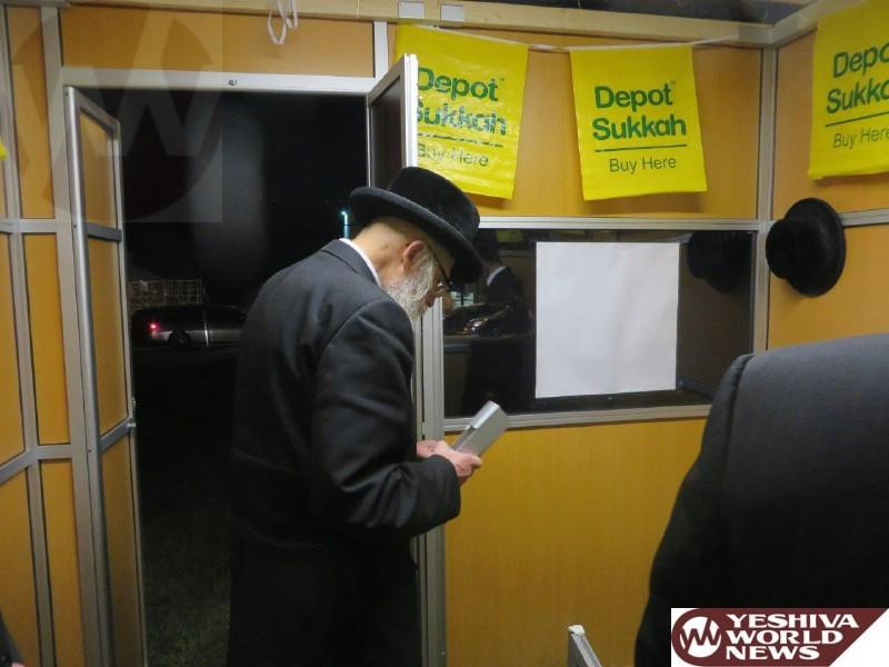 Photo Essay: Yomim Tovim Preparation In Monsey (Photos By JDN)