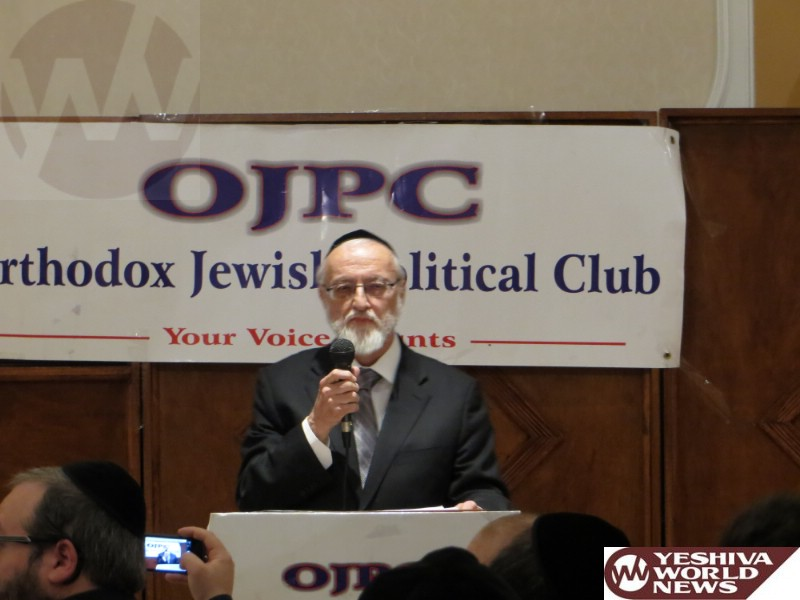 VIDEO: R' Nachman Caller Takes Housing Plan To The Streets Of Borough Park and Flatbush, Offering Specific Solutions To Solve Housing and Jobs Crisis