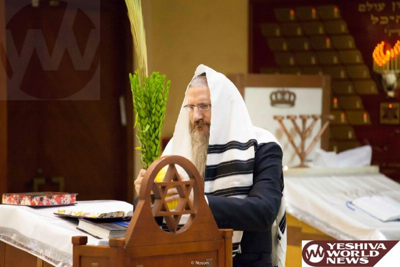 Photo Essay: Sukkos 5775 By Rav Berl Lazar Chief Rabbi Of Russia (Photos By JDN)
