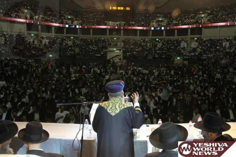 Photo Essay: Massive Atzeres On Yartzheit Of Maran Hagon HaRav Ovadia Yosef ZATZAL (Photos By JDN)