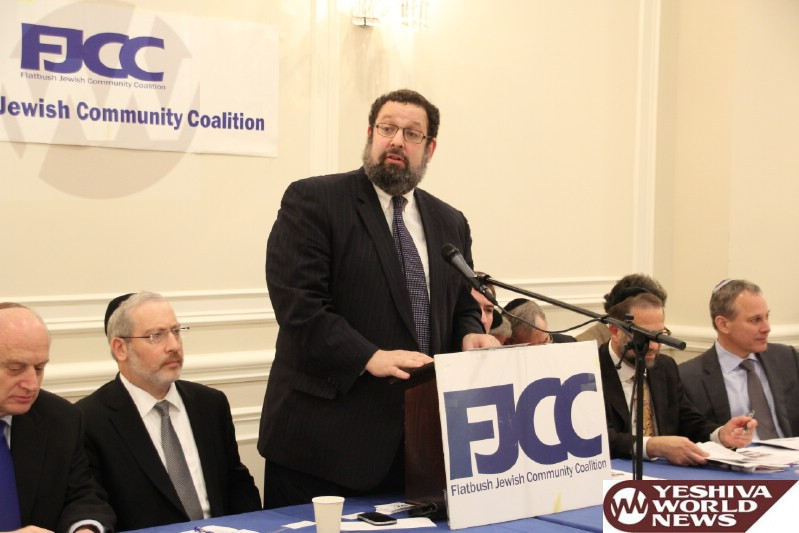 PHOTOS: Federal, State and City Officials Attend Flatbush Coalition Forum