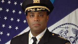 NYPD Chief Of Department Phil Banks Abruptly Resignes