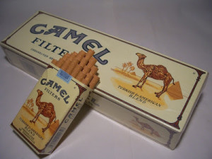 Camel Maker Reynolds Snuffs Out Workplace Smoking