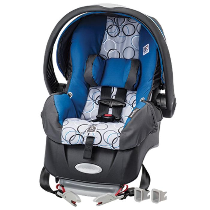 Evenflo Recalls Infant Seats to Fix Sticky Buckles