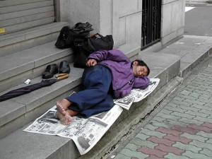 Survey: NYC Homelessness Rose In 2014