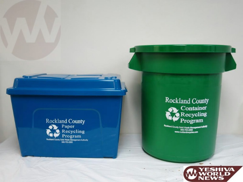 Monsey: Community Outreach Center Spearheads Local Recycling Initiative
